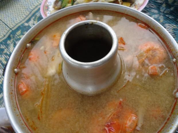 Shrimp Tomyam