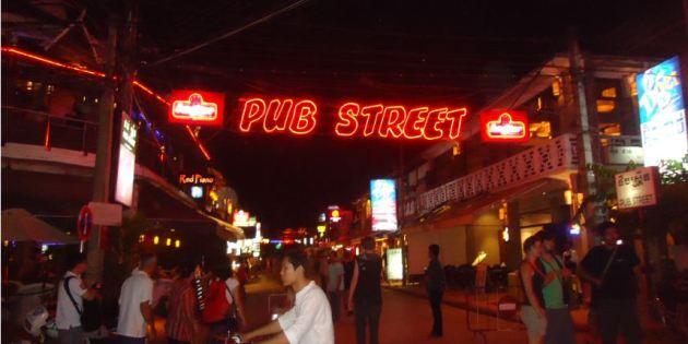 Pub Street-Keo Leny