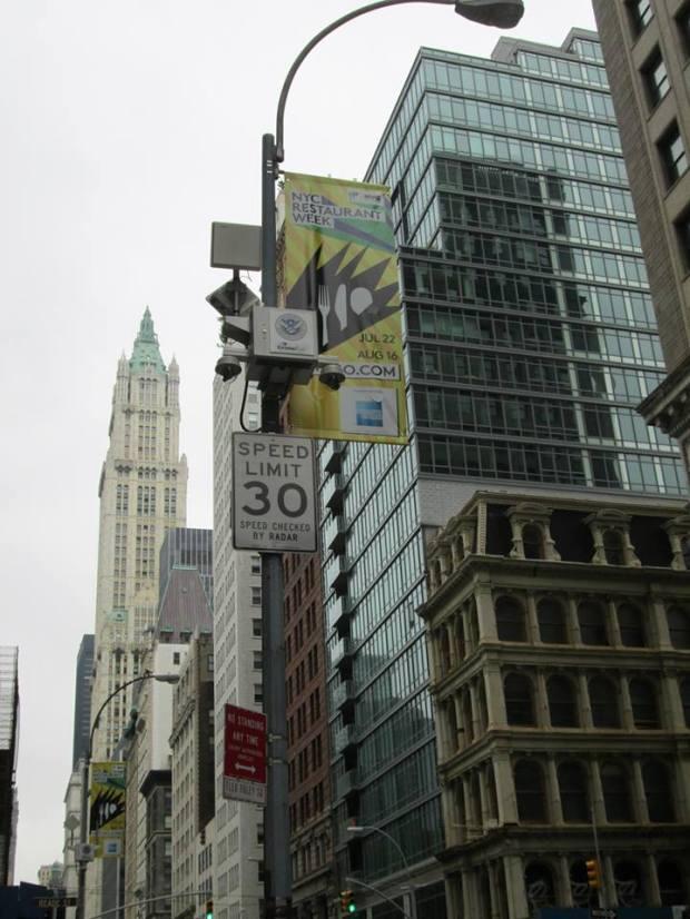 Broadway at NYC