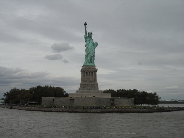 The Liberty Statue