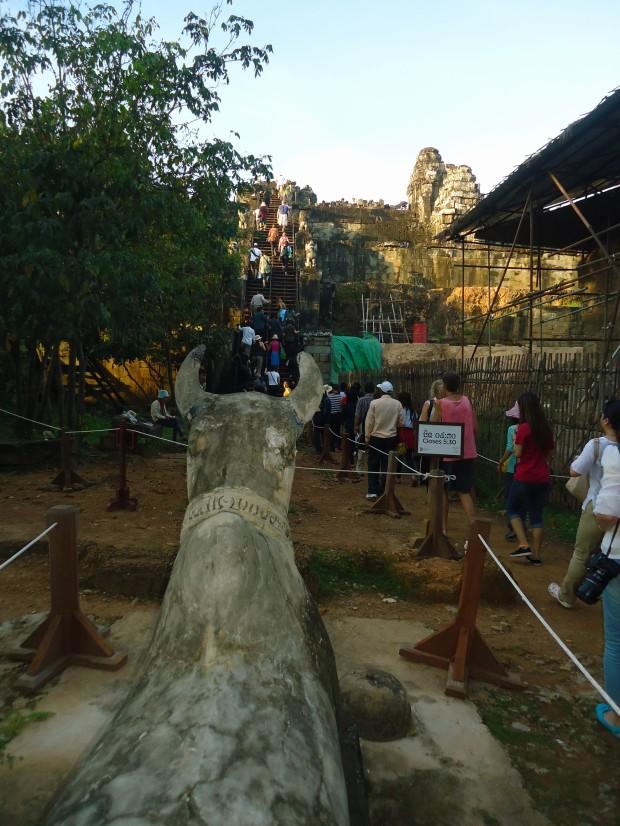 Bakheng Temple