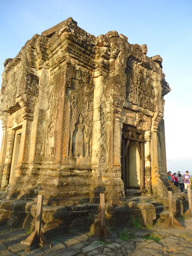 Bakheng Temple at Siem Reap