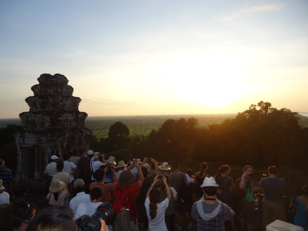Bakheng Mountain, Siem Reap
