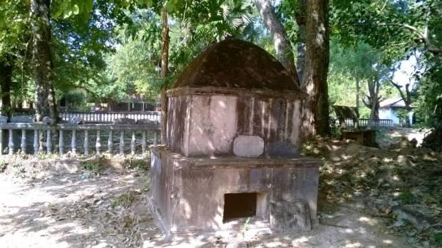 Stupa at pagoda