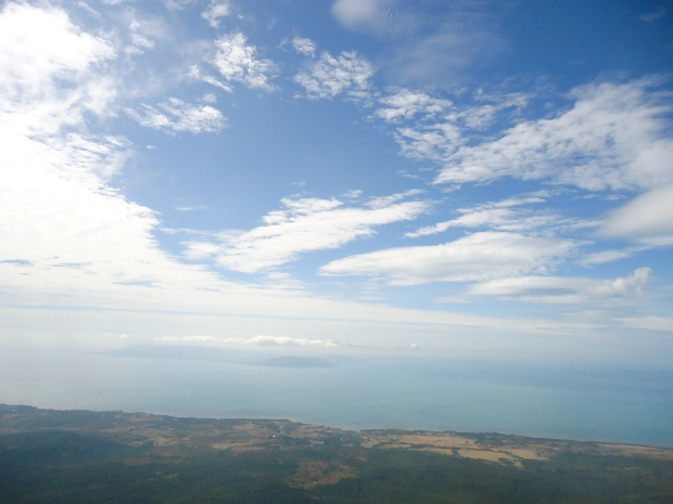 A view from Bokor Mountain
