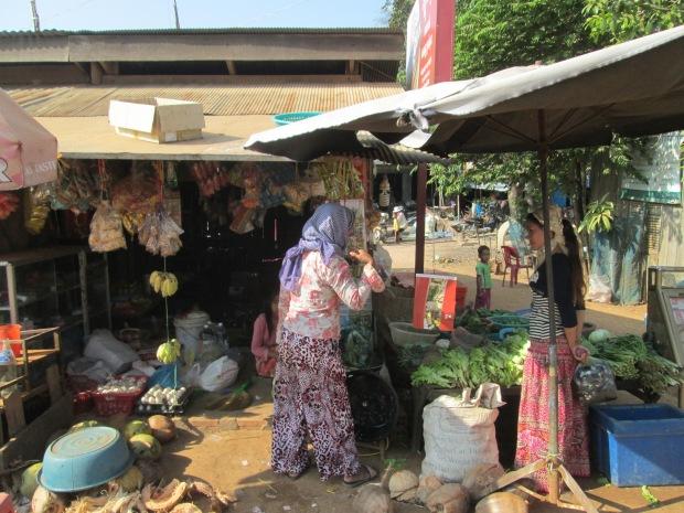 Walk Through Market