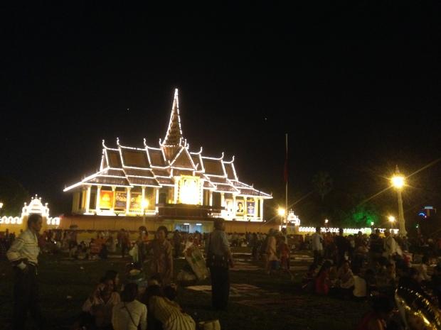 Cambodia Water Festival in Phnom Penh