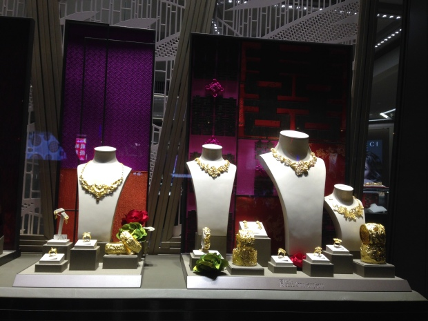 Jewellery Shop at Tsim Sha Shui
