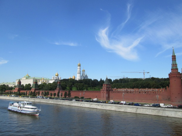 The Mosckova River