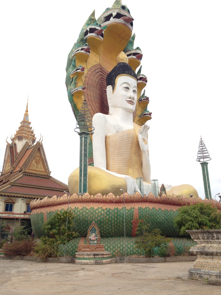 History of Buddhism in Cambodia